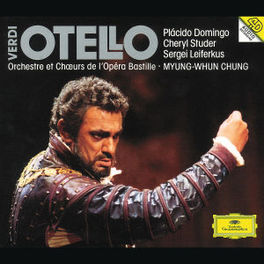 OTELLO DOMINGO/STUDER/CHUNG Audio CD, G. VERDI, CD