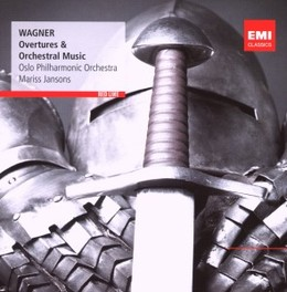 OVERTURES & PRELUDES FROM MARISS JANSONS R. WAGNER, CD