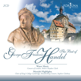 BEST OF G.F. HANDEL, CD
