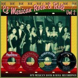 EL MEXICAN ROCK AND..2 .. ROLL VOL.2 V/A, CD