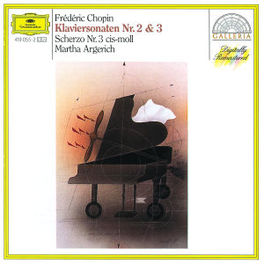 PIANOSONATES NO.2&3 ARGERICH, M Audio CD, F. CHOPIN, CD