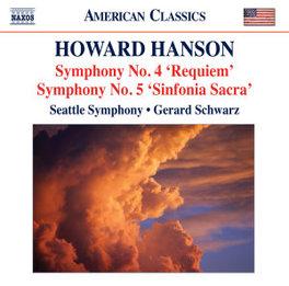 SYMPHONIES NO.4 & 5 SEATTLE S.O./GERARD SCHWARZ HANSON, CD