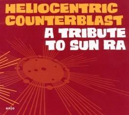 TRIBUTE TO SUN RA HELIOCENTRIC COUNTERBLAST, CD