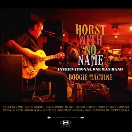 BOOGIE MACHINE HORST WITH NO NAME, CD