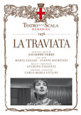 LA TRAVIATA GIULINI/CALLAS/RAIMONDI//*2CD + BOOK*
