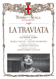 LA TRAVIATA GIULINI/CALLAS/RAIMONDI//*2CD + BOOK* Verdi, Giuseppe, CD