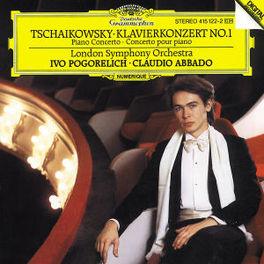 PIANO CONCERTO NO.1 POGORELICH/LSO/ABBADO Audio CD, P.I. TCHAIKOVSKY, CD