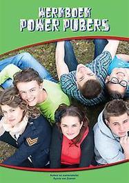 Power pubers werkboek voor gevoelige pubers, Zoeren, Sylvia van, Paperback