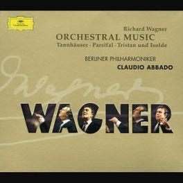 ORCHESTRAL MUSIC BERLIN P.O./CLAUDIO ABBADO Audio CD, R. WAGNER, CD