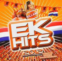 EK HITS 2012 V/A, CD
