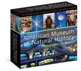 American Museum Of Natural History Card Deck 100 Treasures from the Hall of Science and World Culture, David Sobel, onb.uitv.