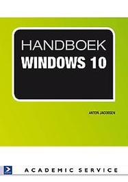 Handboek Windows 10 Anton Jacobsen, Paperback