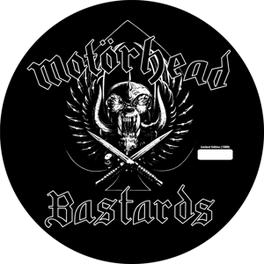 BASTARDS -LP+CD- MOTORHEAD, Vinyl LP