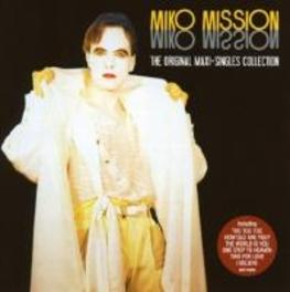 ORIGINAL MAXI-SINGLES COLLECTION MIKO MISSION, CD