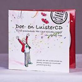 Doe- en Luister CD bij het prentenboek 'het lieve woorden doosje', Traa, Wendy, Luisterboek