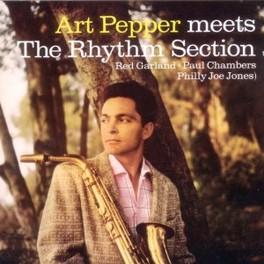 ART PEPPER MEETS THE.. .. RHYTHM SECTION/ + MARTY PAICH QUARTET FT. ART PEPPER ART PEPPER, CD