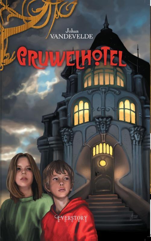 Gruwelhotel Vandevelde, Johan, Paperback