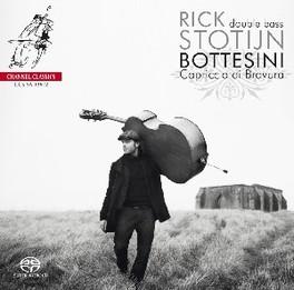 CAPRICCIO DI.. -SACD- AMSTERDAM SINFONIETTA/RICK STOTIJN G. BOTTESINI, CD