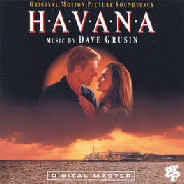 HAVANA DAVE GRUSIN Audio CD, OST, CD