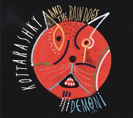 DEMONI IMPROV-BALKAN-FUNK KOTTARASHKY & THE RAIN DO, CD