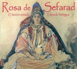ROSA DE SEFARAD MUSICA ANTIGUA, CD
