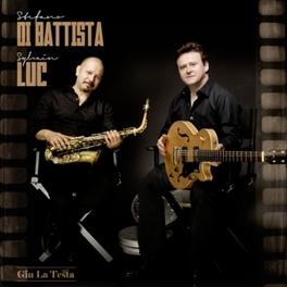 GIU LA TESTA STEFANO DI BATTISTA, CD