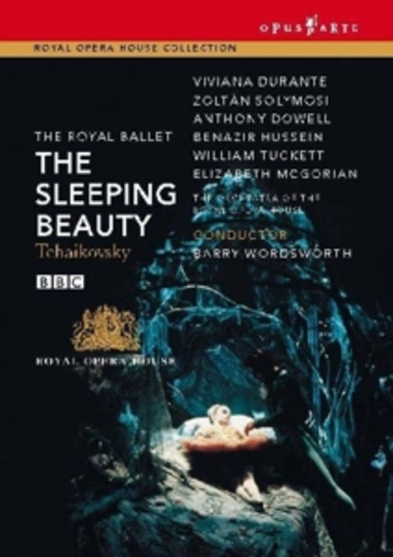 THE SLEEPING BEAUTY, TCHAIKOVSKY, PYOTR ILYITCH, WORDSWORTH, B. ROYAL OPERA/B.WORDSWORTH DVD, P.I. TCHAIKOVSKY, DVDNL