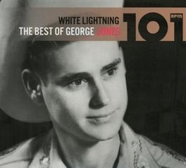 101-WHITE LIGHTNING:.. .. THE BEST OF GEORGE JONES GEORGE JONES, CD