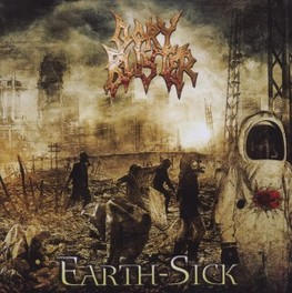 EARTH-SICK GUEST APPEARANCE BY KARL SANDERS OF NILE GORY BLISTER, CD