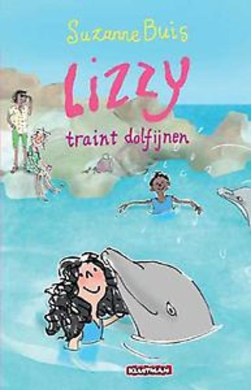 Lizzy traint dolfijnen. dyslexie uitgave, Suzanne Buis, Hardcover