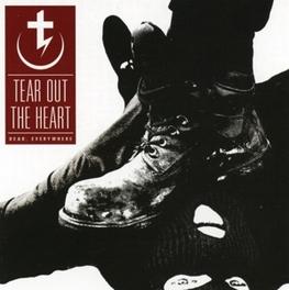 DEAD, EVERYWHERE TEAR OUT THE HEART, CD
