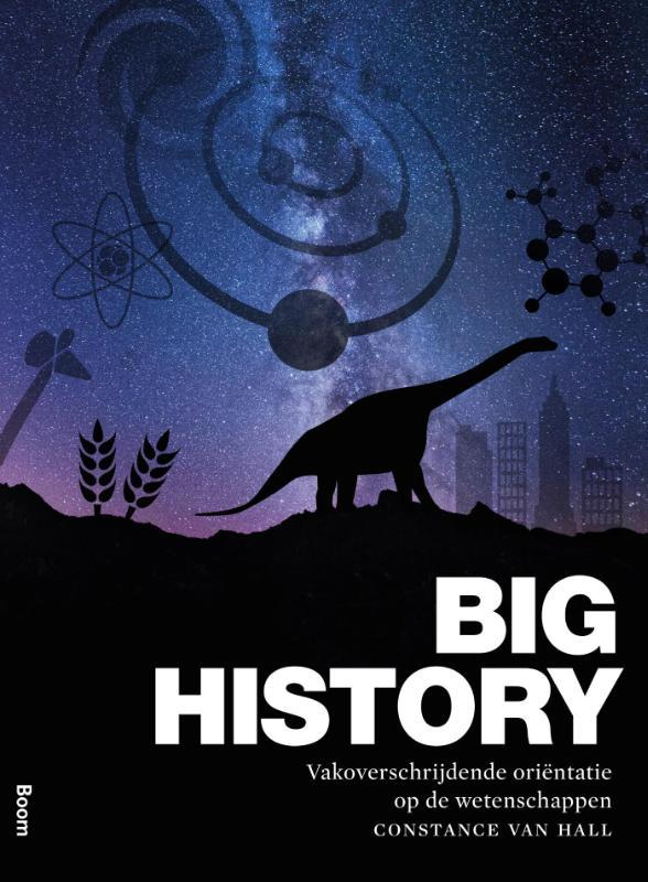 Big history een vakoverschrijdende oriëntatie op de wetenschappen, Van Hall, Constance, Hardcover