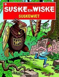 Suskewiet Suske en Wiske, Vandersteen, Willy, Paperback