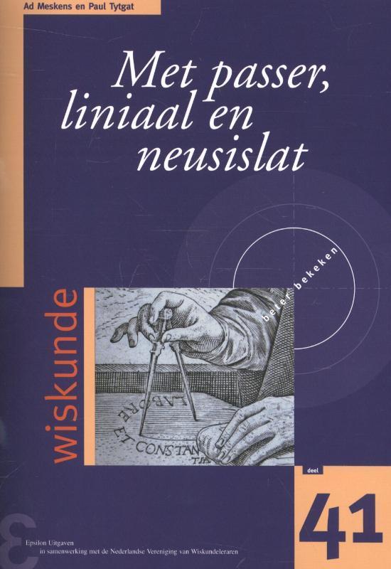 Met passer, liniaal en neusislat Tytgat, Paul, Paperback