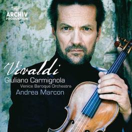 CONCERTI VENICE BAROQUE ORCHESTRA/ANDREA MARCON/CARMIGNOLA Audio CD, A. VIVALDI, CD