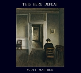 THIS HERE DEFEAT -LP+CD- SCOTT MATTHEW, Vinyl LP