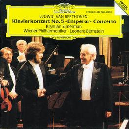 KLAVIERKONZERT NR 5 EMPER ZIMERMAN/WP/BERNSTEIN Konzert für Klavier und Orchester Nr. 5 Es-dur op. 73, L. VAN BEETHOVEN, CD