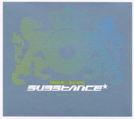 SUBSTANCE-10TH ANNIVERSAR DELUXE EDITION/REMASTERED BLANK & JONES, CD