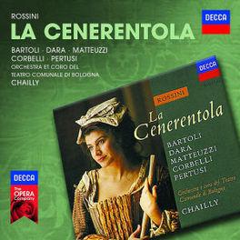 LA CENERENTOLA RICCARDO CHAILLY G. ROSSINI, CD