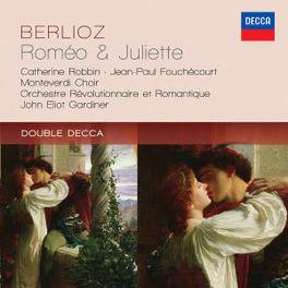 ROMEO & JULIETTE MONTEVERDI CHOIR/JOHN ELIOT GARDINER H. BERLIOZ, CD