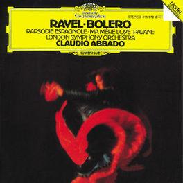 BOLERO / RAPSODIE ESPAGNO LSO ABBADO Audio CD, M. RAVEL, CD