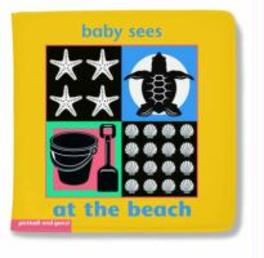 Baby Sees on the Beach Chez Picthall,