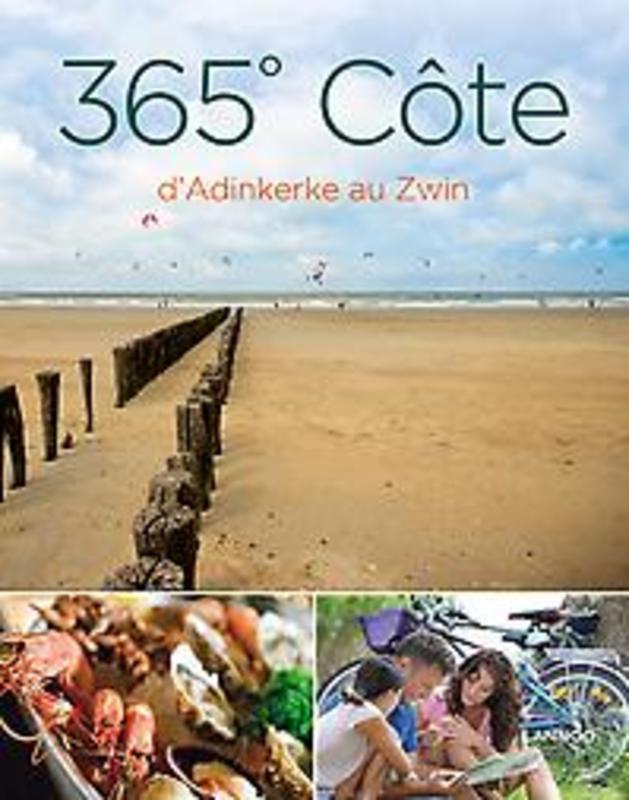 360° côte D'Adinkerke au Zwin, Allegaert, Sophie, Hardcover