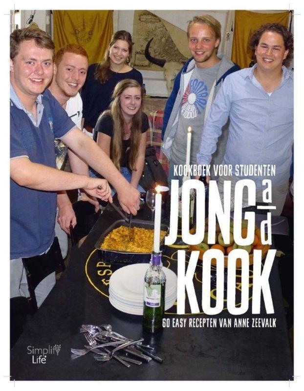 Jong a/d kook kookboek voor studenten - 60 easy recepten, Zeevalk, Anne, Hardcover