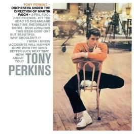 TONY PERKINS + ON A.. .. RAINY AFTERNOON TONY PERKINS, CD