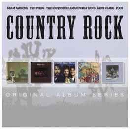 COUNTRY ROCK ORIGINAL ALBUM SERIES V/A, CD