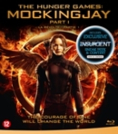 Blu-ray The Hunger Games: Mockingjay Part 1