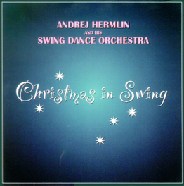 CHRISTMAS IN SWING Audio CD, SWING DANCE ORCHESTRA, CD