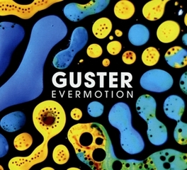EVERMOTION *BOSTON ROCKERS PROD.BY RICH. SWIFT (BLACK KEYS/SHINS)* GUSTER, CD