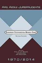 European fundamental rights cases Ars Aequi Jurisprudentie, Paperback